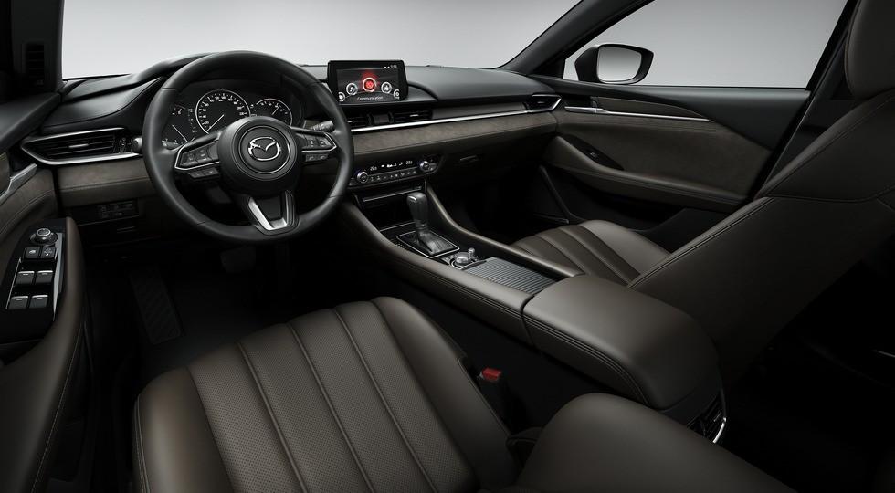 Geneva Motor Show 2018, New Mazda6 2