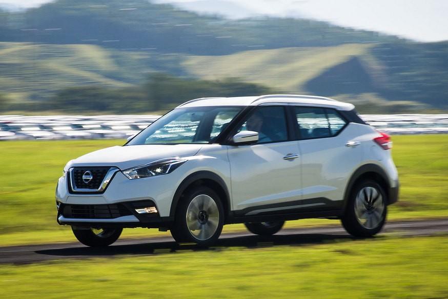 Кроссовер Nissan Kicks: грядёт альтернативный рестайлинг (турбомотор тоже, вероятно, будет)