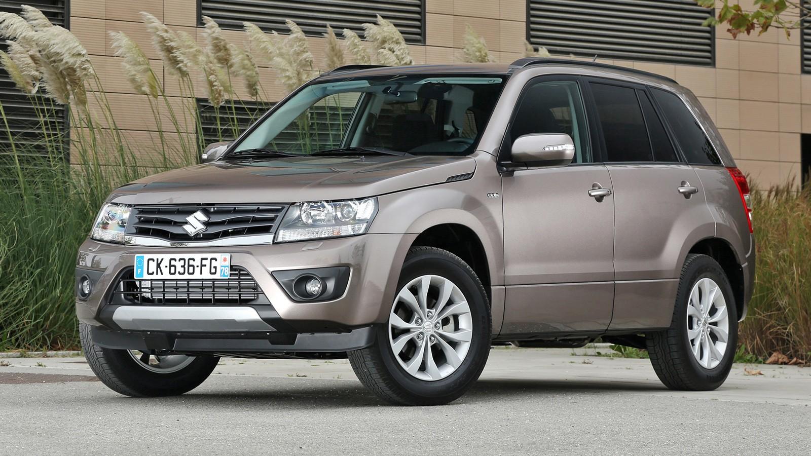 В настоящее время Suzuki Grand Vitara не продаётся в России