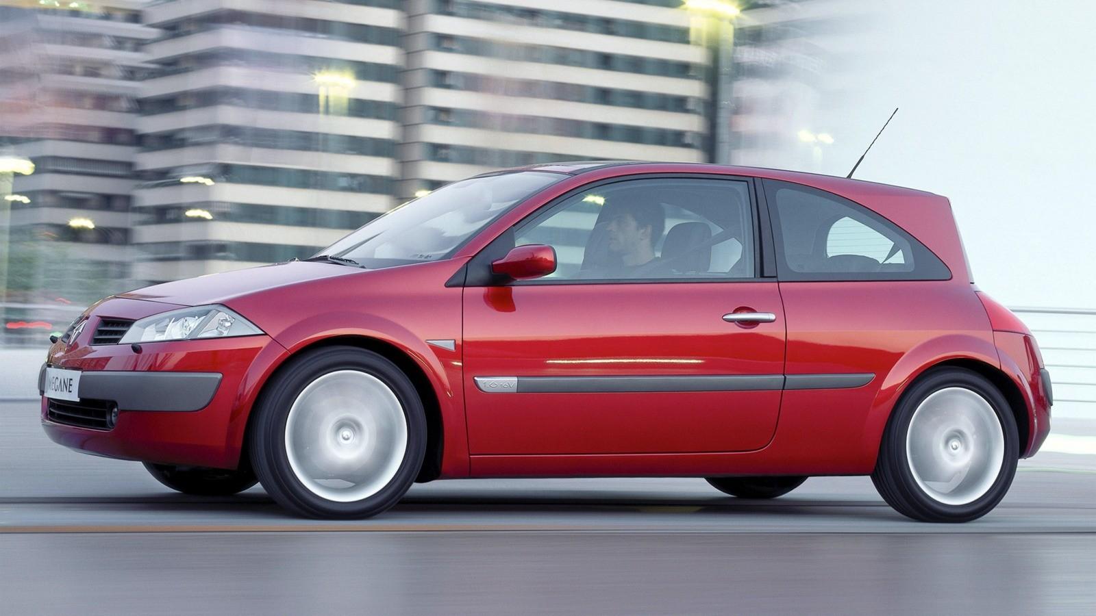 Renault Megane 3-door '2003–06