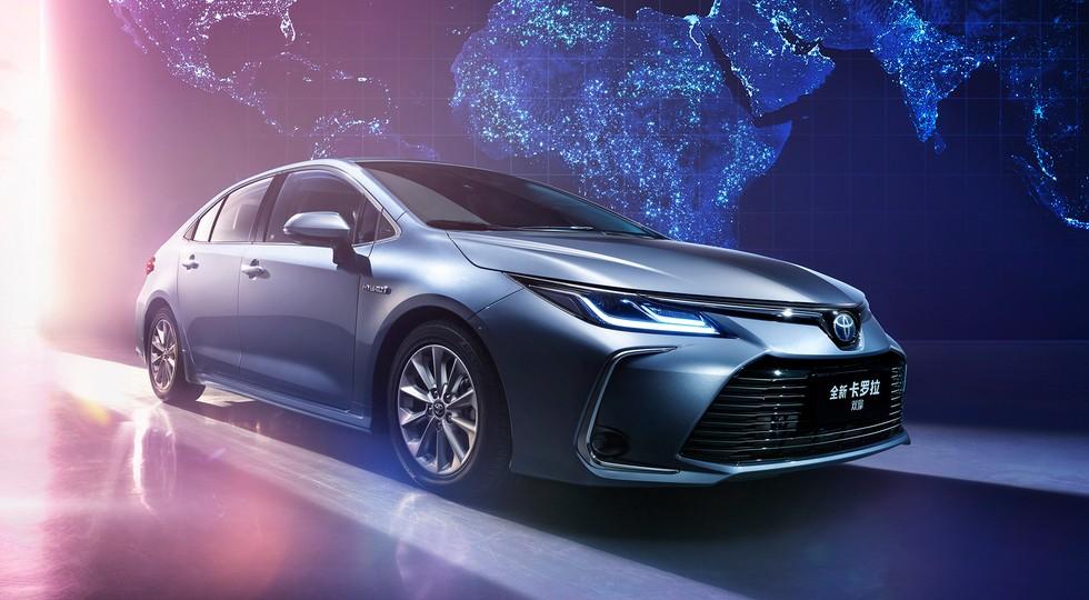 Toyota анонсировала новый седан Allion, и он не для Японии – по крайней мере, пока