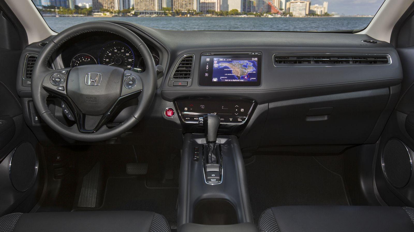 Honda HR-V 2017 модельного года