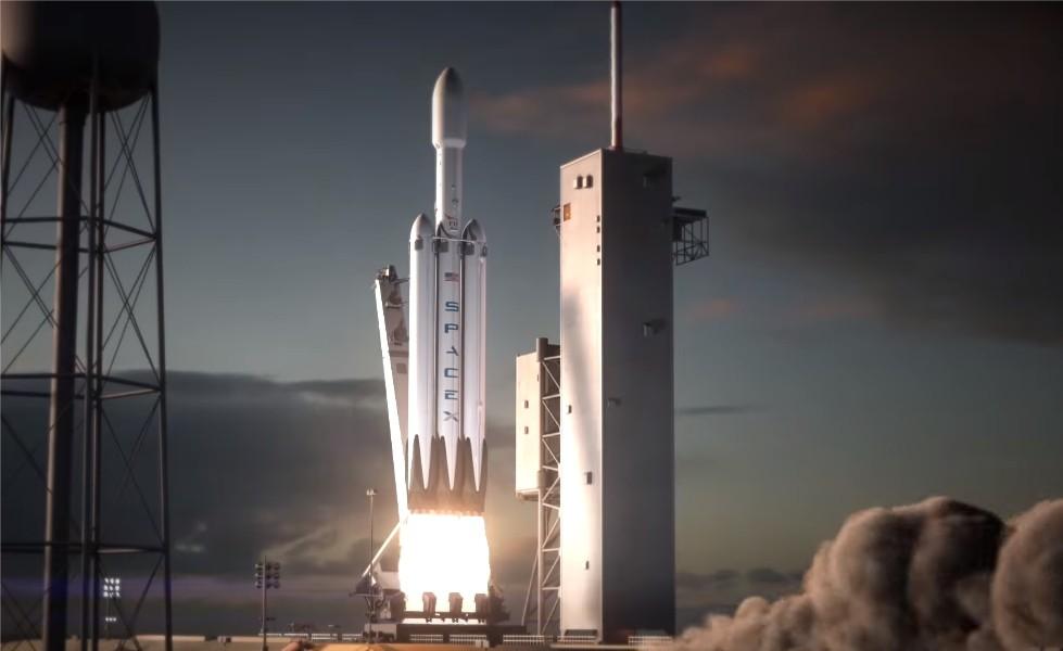Falcon Heavy 2