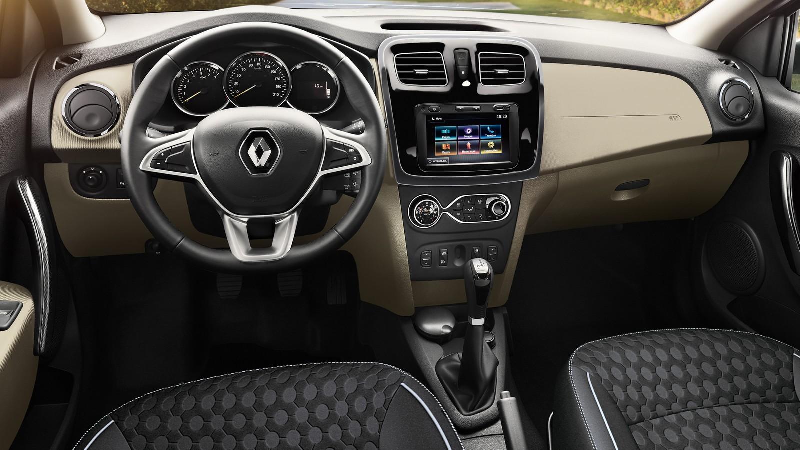 Renault Logan '2018