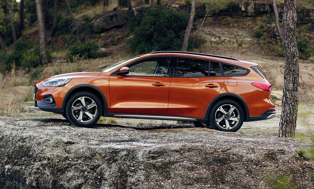 Новый кросс-универсал марки Ford будет крупнее, вместительнее и проходимее, чем нынешний Focus Active Wagon.