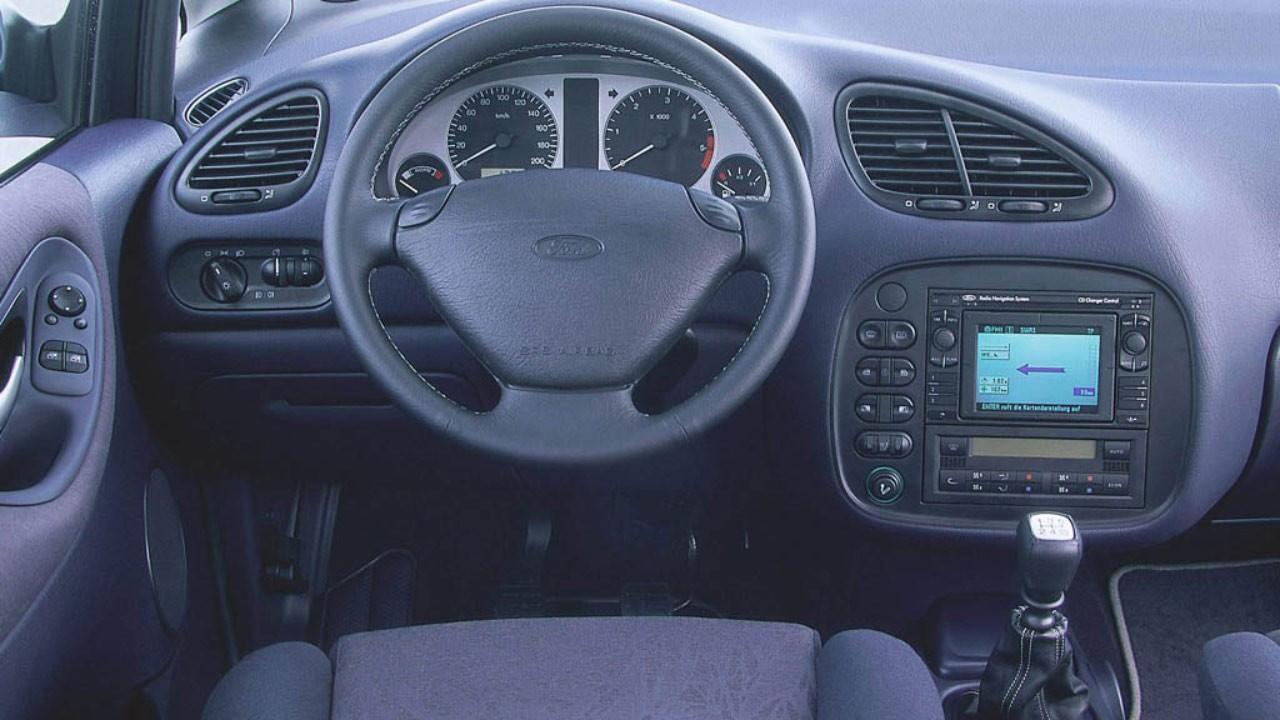 Ford Galaxy '1995–99