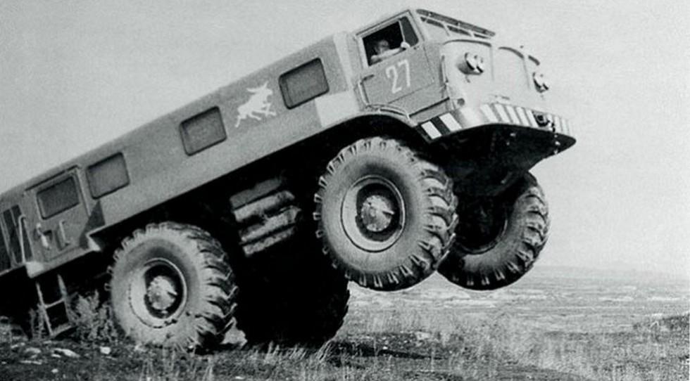 8ЗИЛ-167Эл