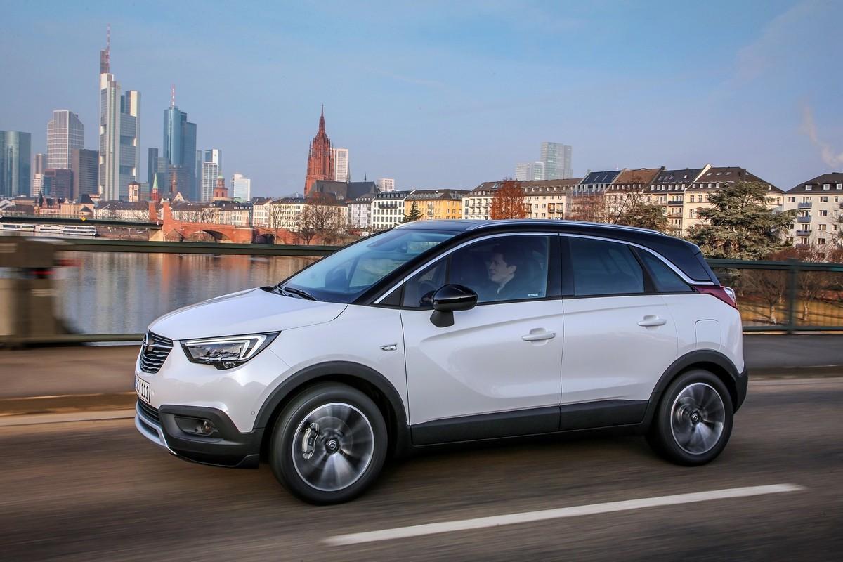 В импортированном виде вряд ли Opel Crossland X у нас вряд ли появится: французы уже обожглись на соплатформенном C3 Aircross
