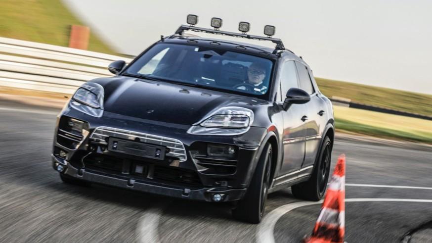 Porsche готовит два новых Macan: кроссовер с ДВС выйдет уже в этом году, EV придётся подождать