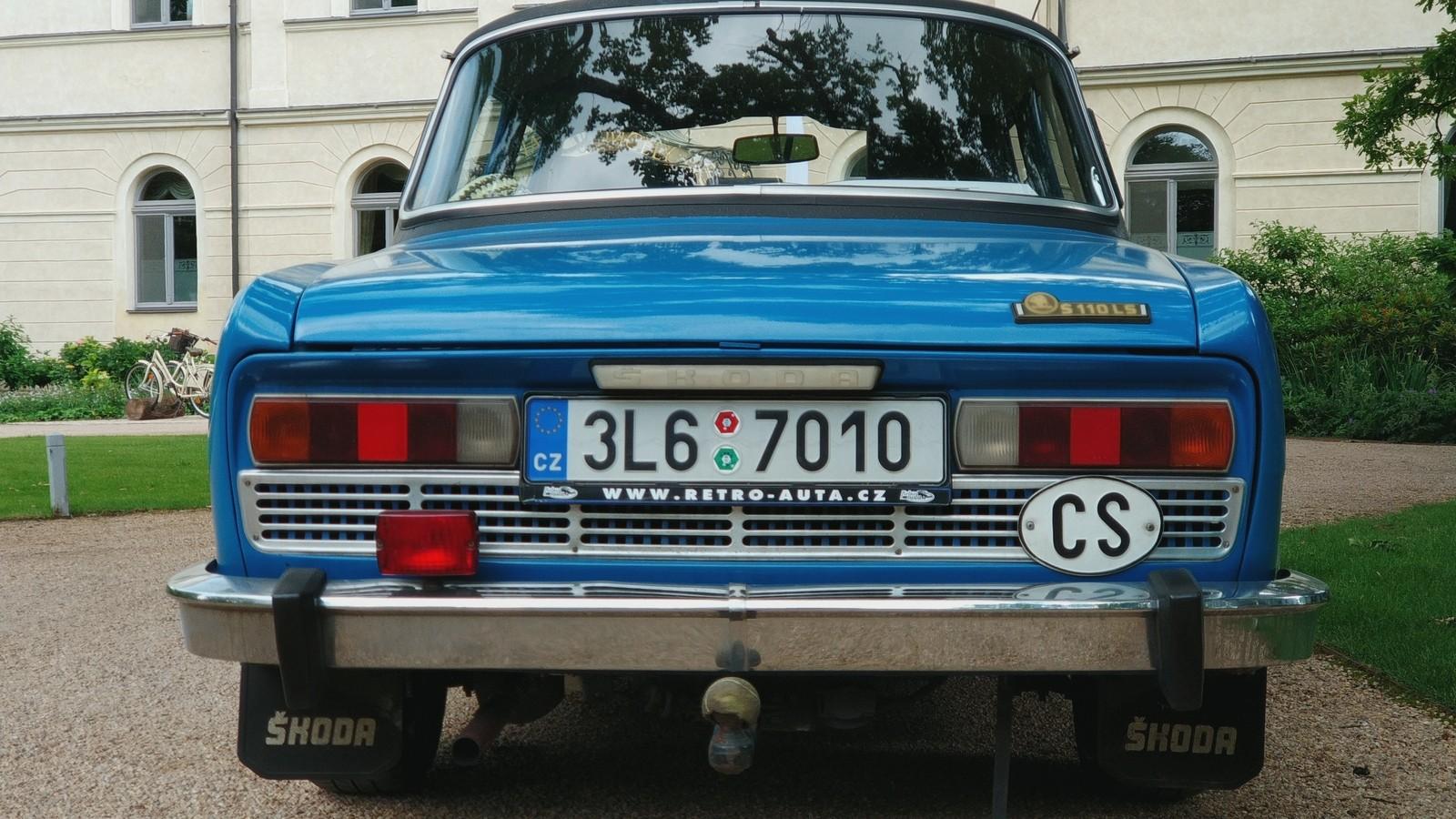 Skoda110 голубой сзади (2)