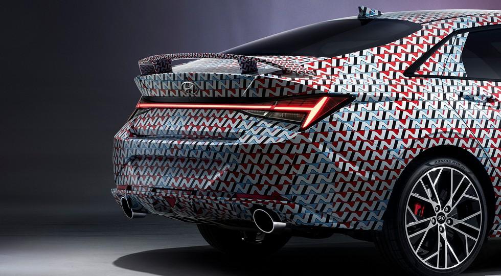 Hyundai засветила мощный Tucson и «злую» Elantra. На подходе ещё один новый спортивный SUV