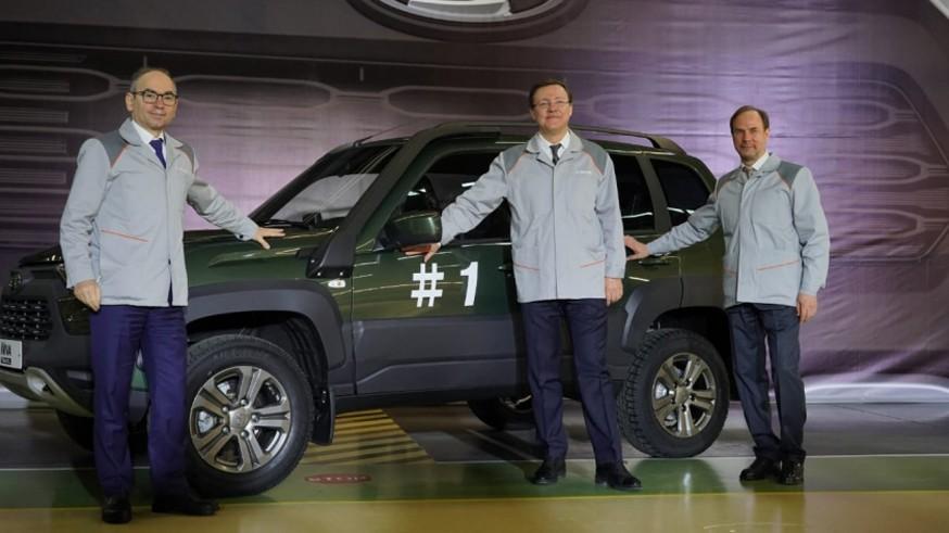 Нива дождалась полноценного рестайлинга: вместе с дизайном внедорожник Lada сменил ещё и имя