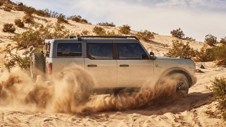На несколько месяцев позже: Ford отправит внедорожник Bronco в серию в начале мая