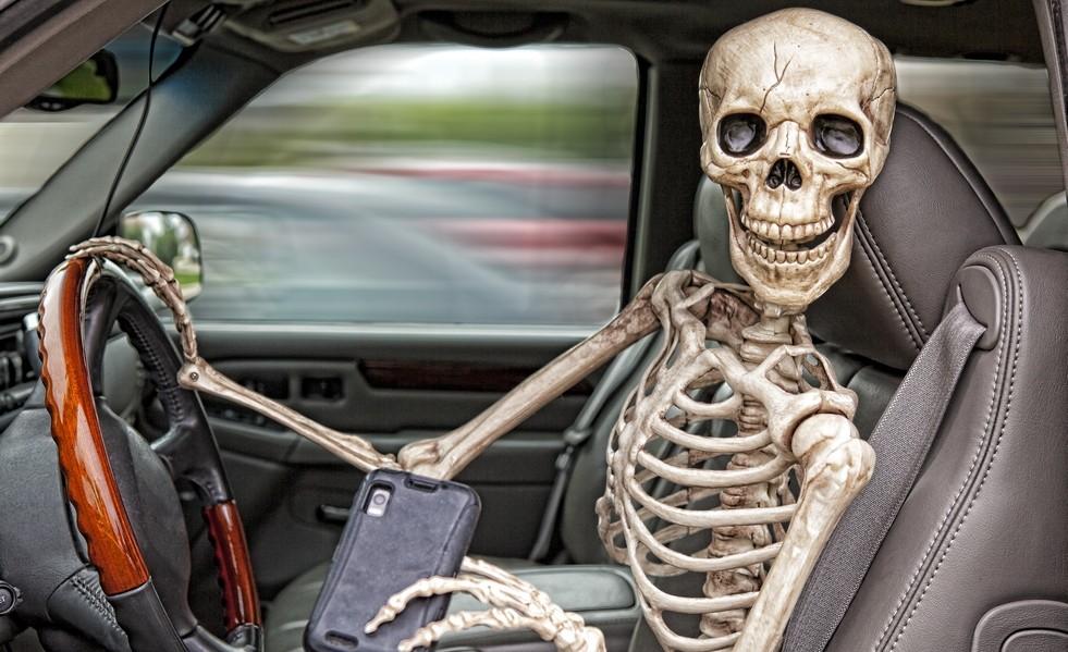 Штраф за непристегнутый ремень безопасности водителя и пассажира