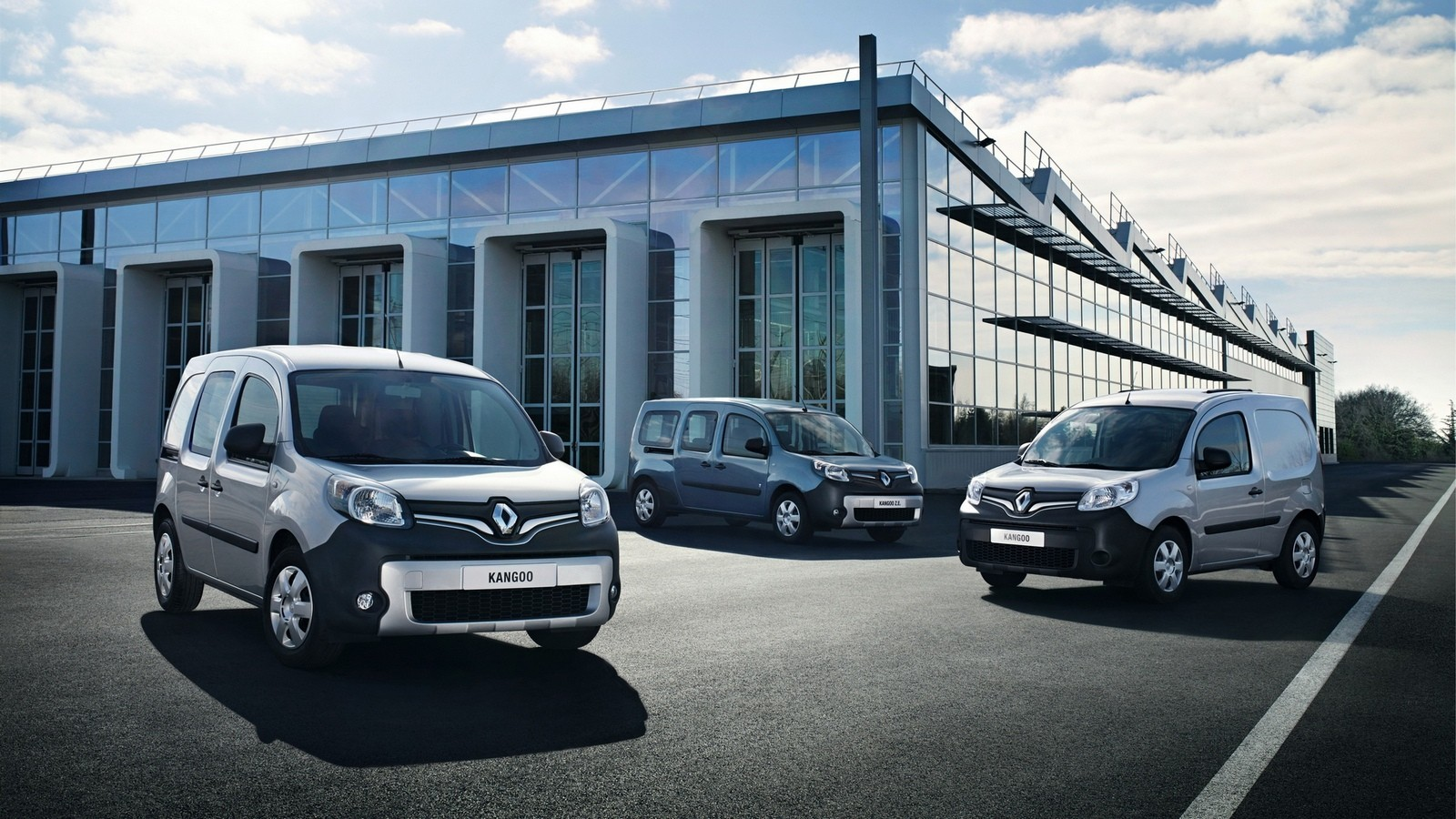 На фото: Renault Kangoo '2013–н.в.