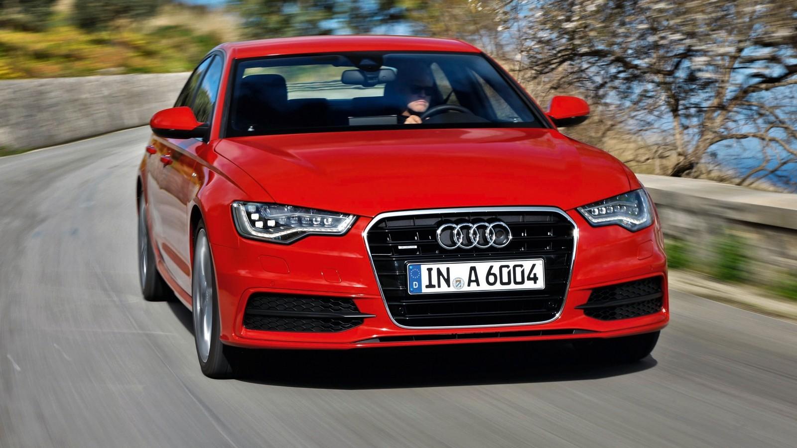 На фото: Audi A6 '2011–14