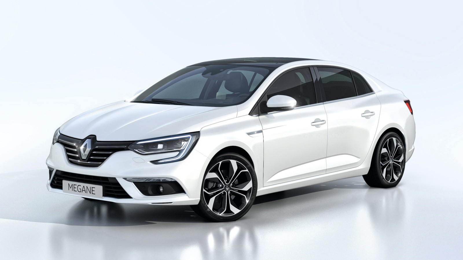 Renault Megane Paris front