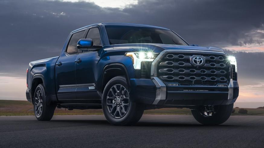 Новая Toyota Tundra: у пикапа сменился мотор и появилась гибридная версия