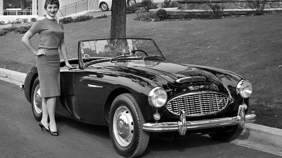 Austin Healey 100-6 (BN6) '1958–59
