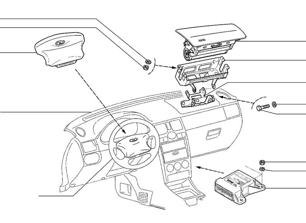 Две подушки Приоры – это норма в современном автомобильном мире