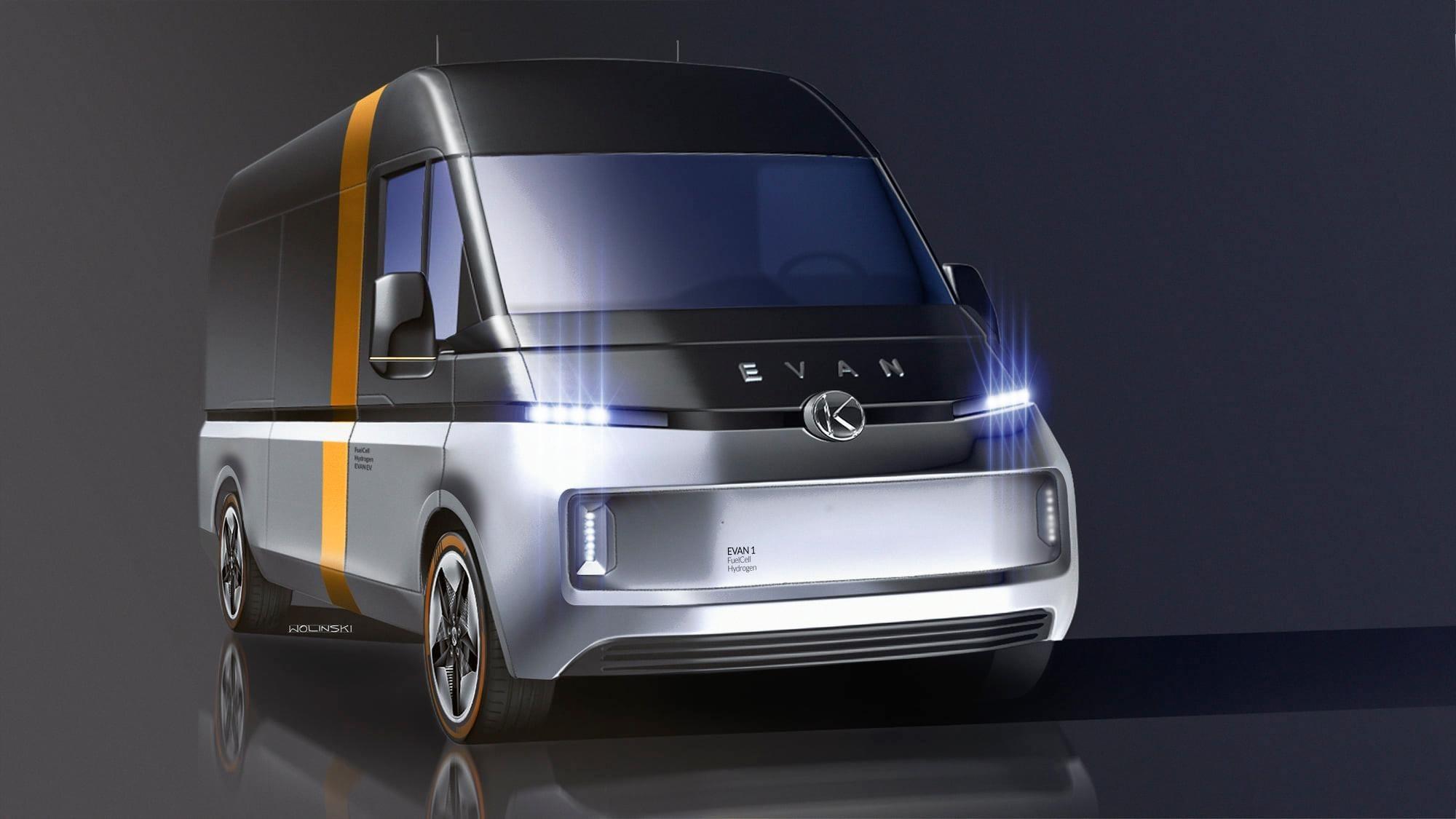 Польская марка FSO сегодня: электрический хэтчбек и водородный фургон