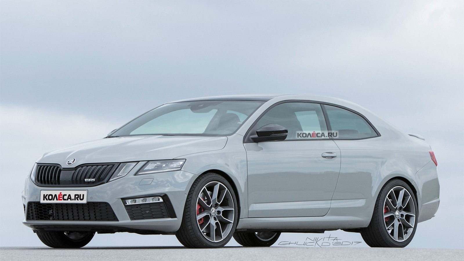 Skoda-octavia-coupe front2