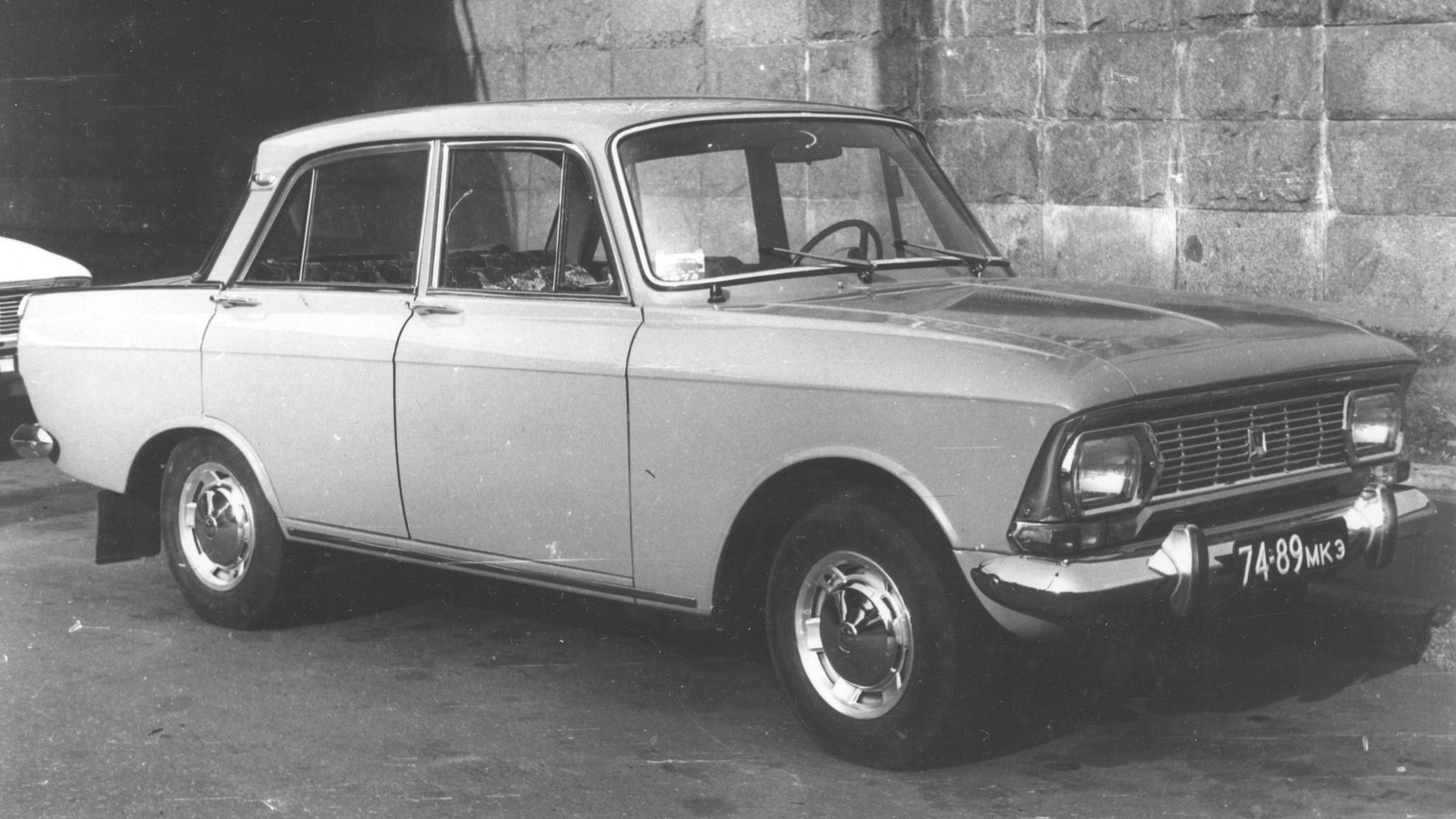 Москвич-412 АЗЛК 70-х годов