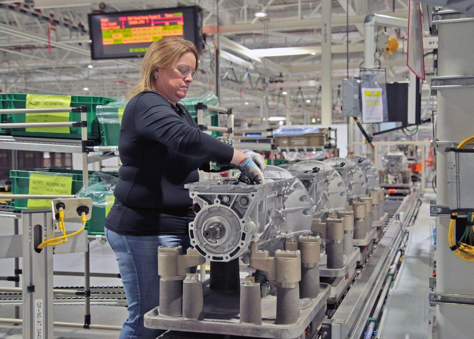 Livonia Transmission Plant