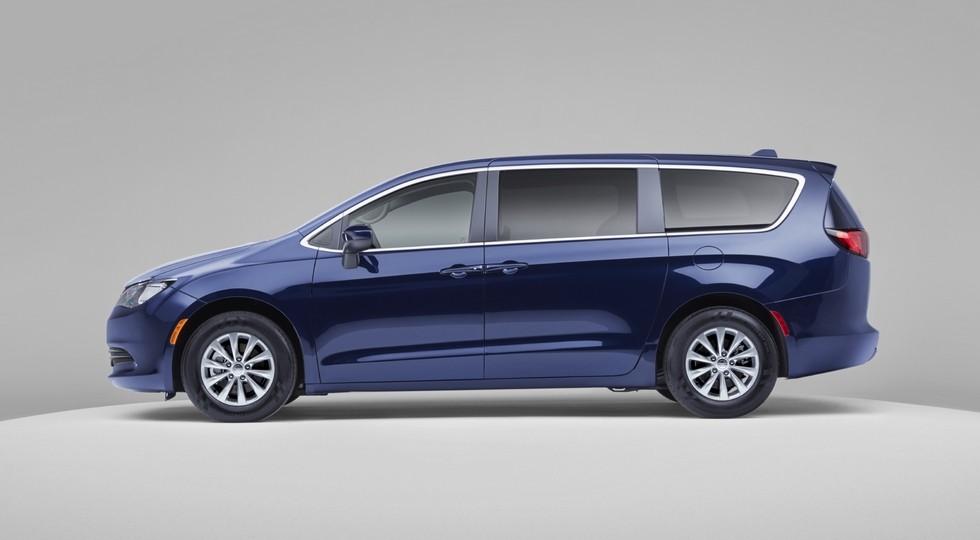 Chrysler Voyager-2020