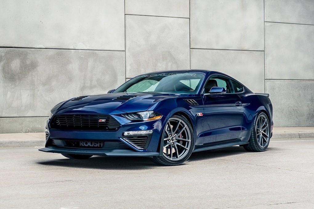 Новый Roush Stage 3 Mustang: дешевле и мощнее, чем Shelby GT500