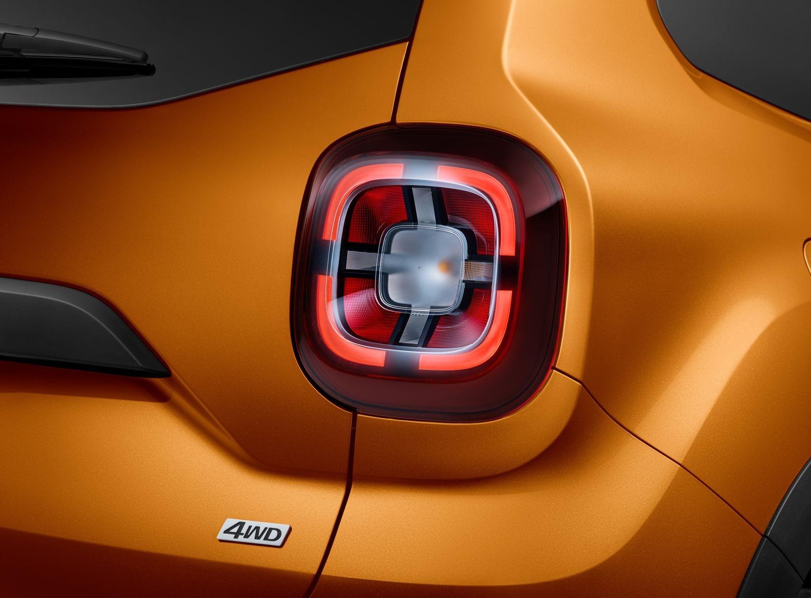 Турбомотор с полным приводом и «внедорожные» настройки вариатора: всё о новом Renault Duster