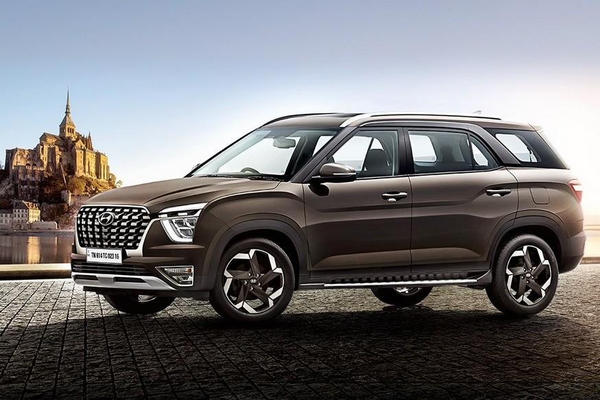 Трёхрядная Hyundai Creta: свои имя и дизайн, другой мотор и статус премиальной модели