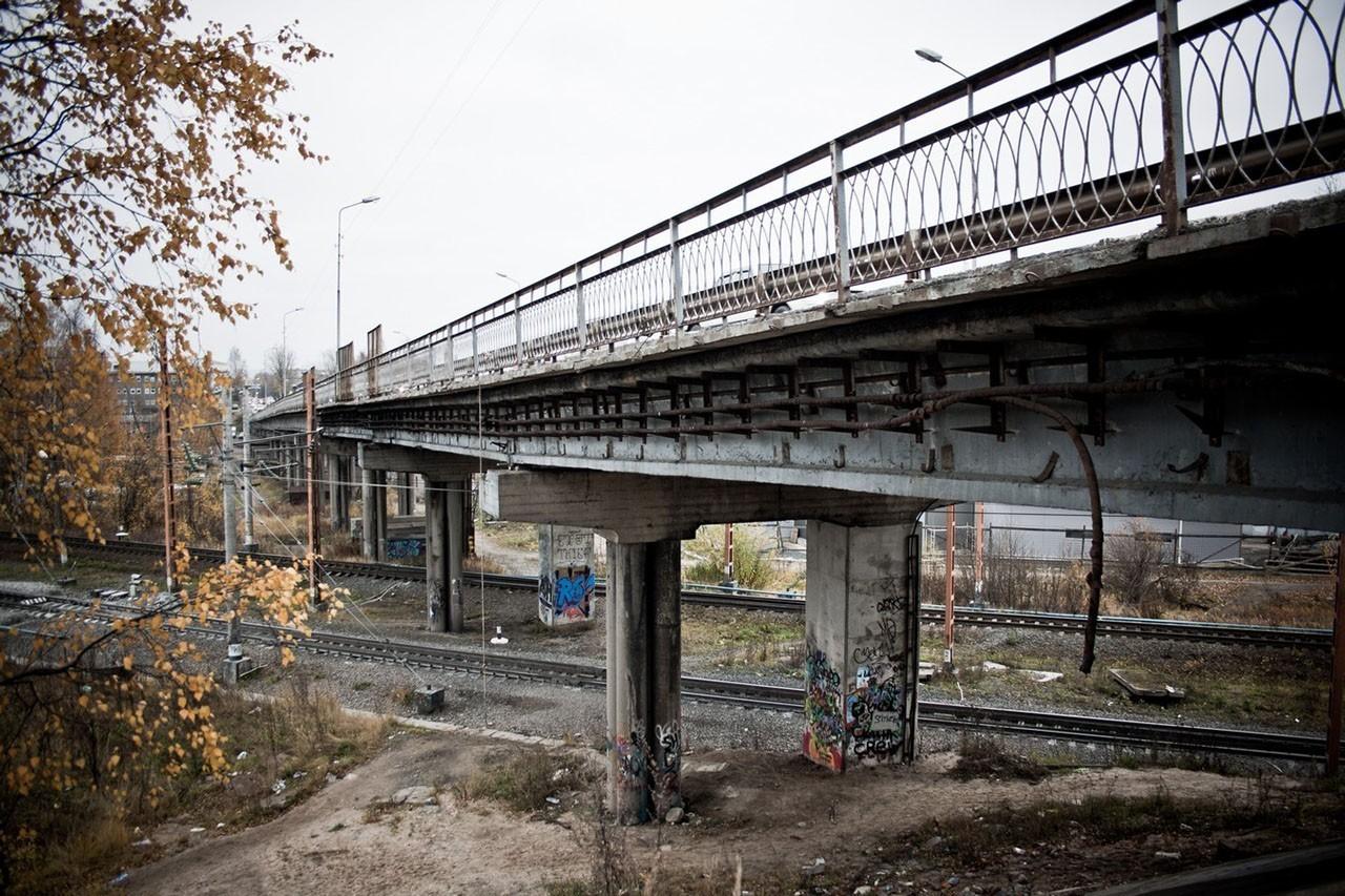 Гоголевский путепровод в г. Петрозаводске. Источник фото: ptzgovorit.ru