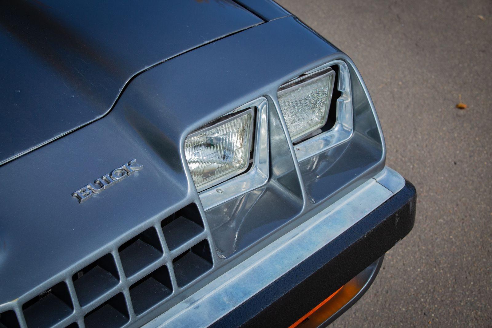Американский бюджетник из 70-х: опыт владения Buick Skyhawk