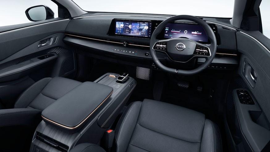 Пополнение в семействе: Nissan может выпустить «старшего брата» кроссовера Ariya