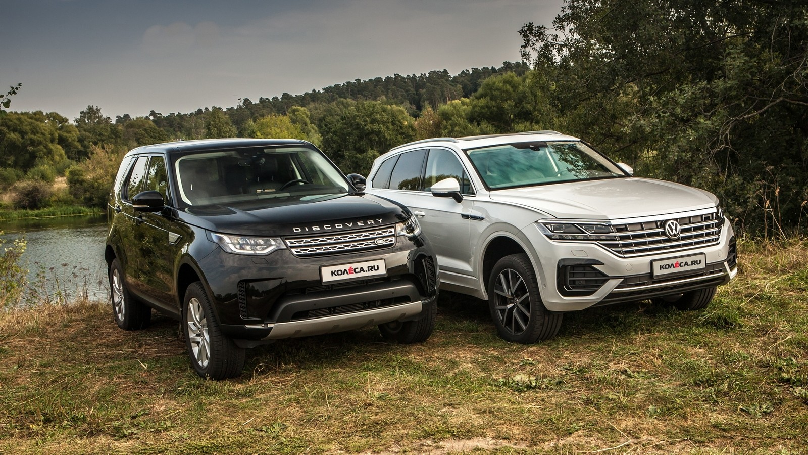 Volkswagen Touareg Land Rover Discovery (3)