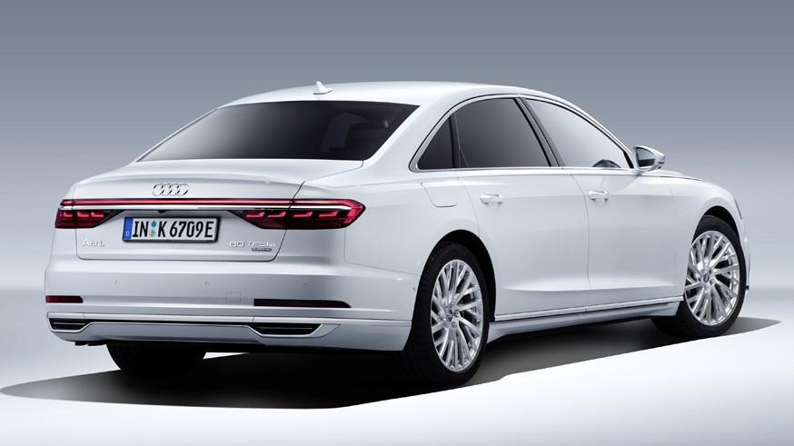 На смену седану Audi A8 может прийти Landjet: первое изображение