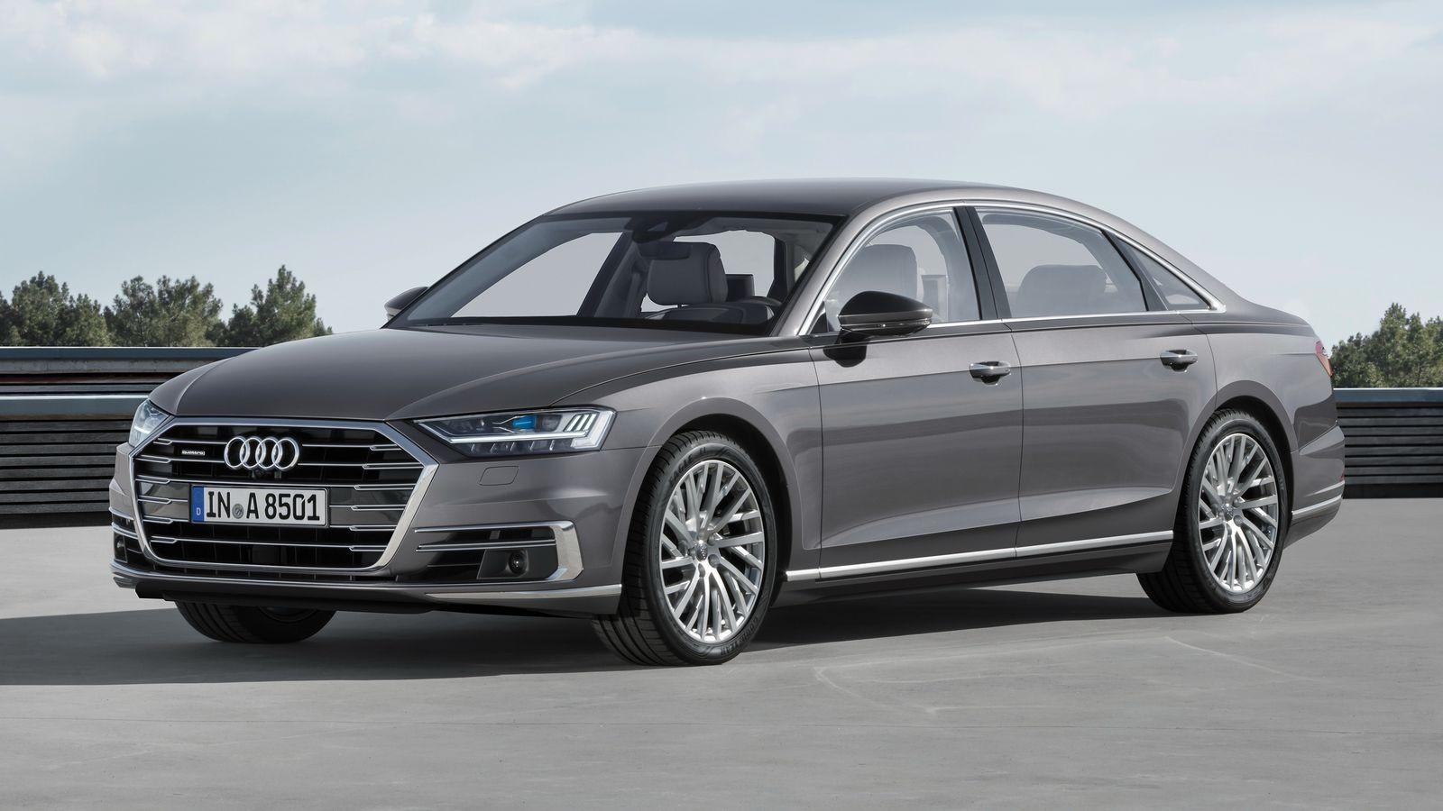Audi A8 L 55 TFSI quattro
