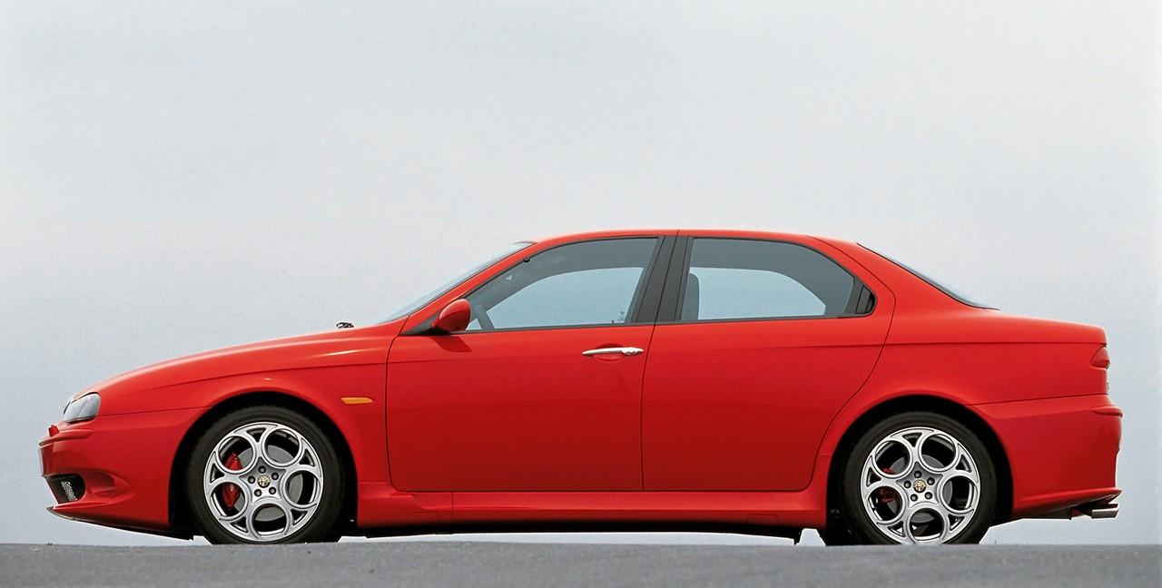5 причин покупать и не покупать Alfa Romeo 156