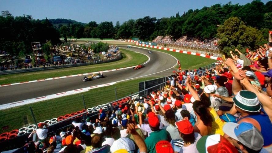 Гран-при Сан-Марино в Имоле собирали болельщиков не меньше, чем гонки в Монце
