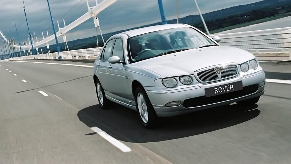 Rover 75 UK-spec '1998–2003
