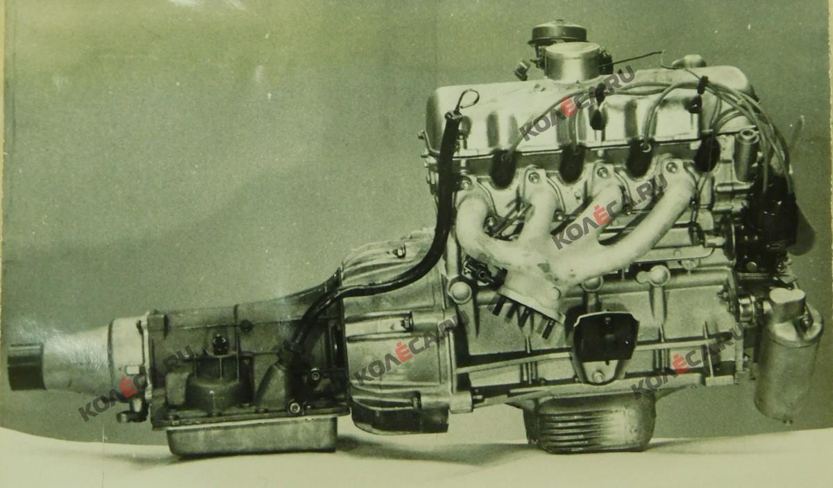 «Москвич-412» с автоматом BorgWarner: успешные испытания и забвение!