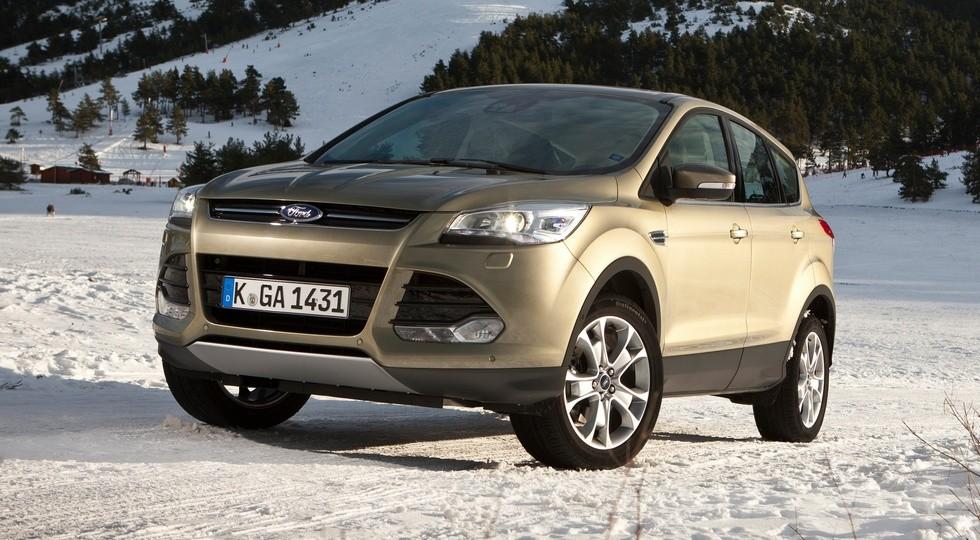На фото: Ford Kuga'2013–16