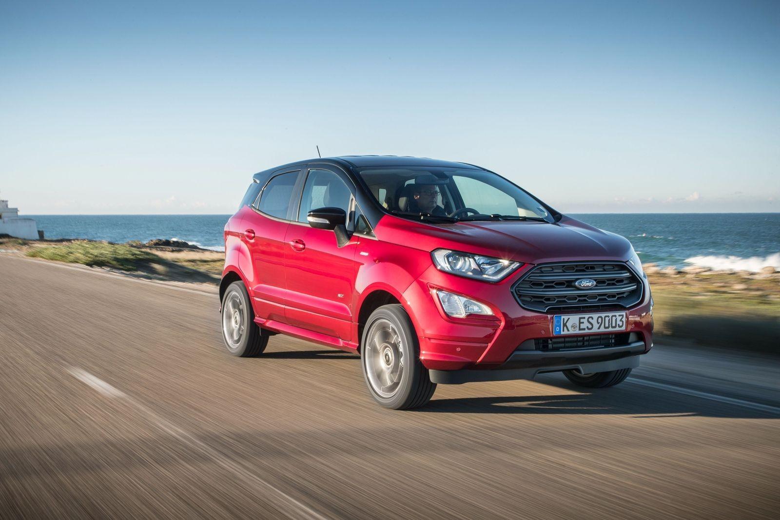 С мотором все просто, с остальным – нет: стоит ли покупать Ford EcoSport за 800 тысяч рублей