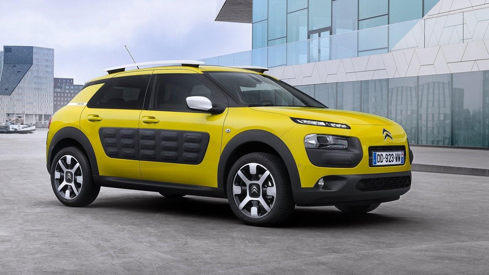 На фото: Citroën C4 Cactus