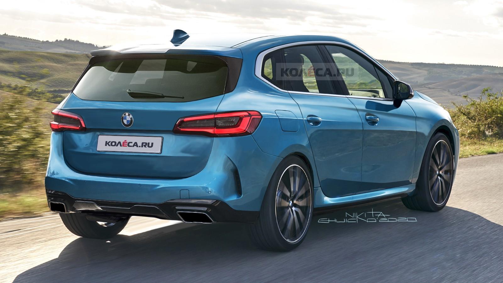 Новый BMW 2 Series Active Tourer 2021 - КОЛЕСА.ру ...