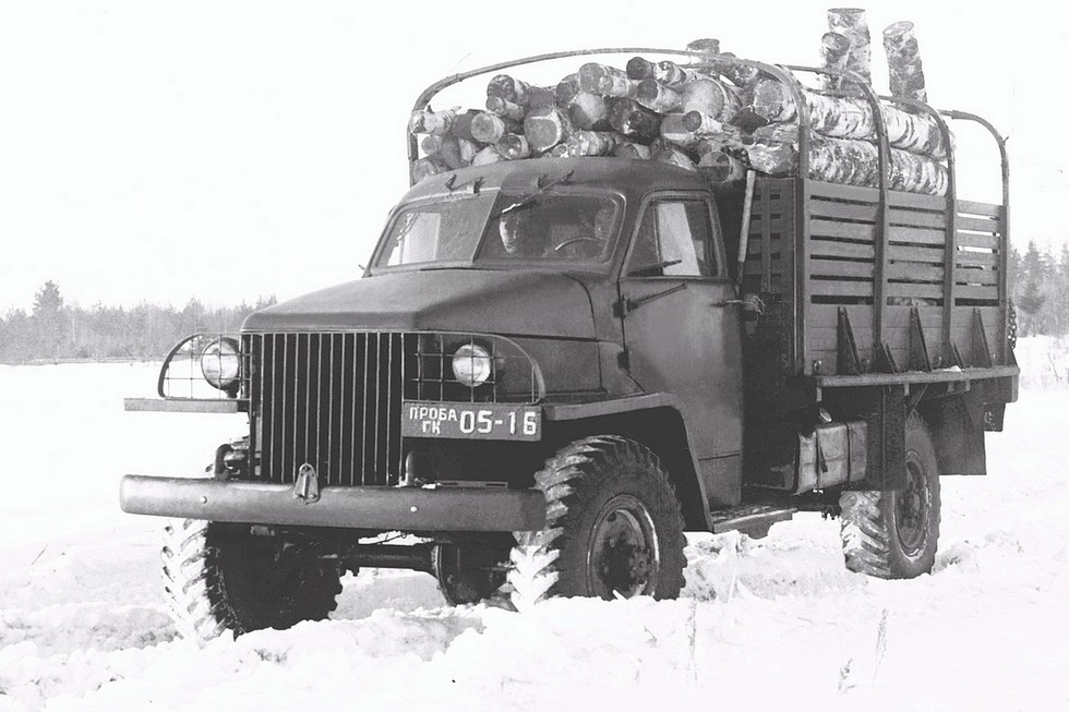 ГАЗ-63 1943