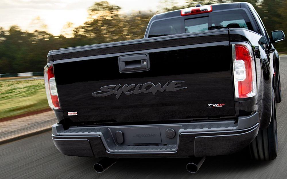 SVE Syclone: реинкарнация легенды 90-х теперь имеет 760 л.с. под капотом!