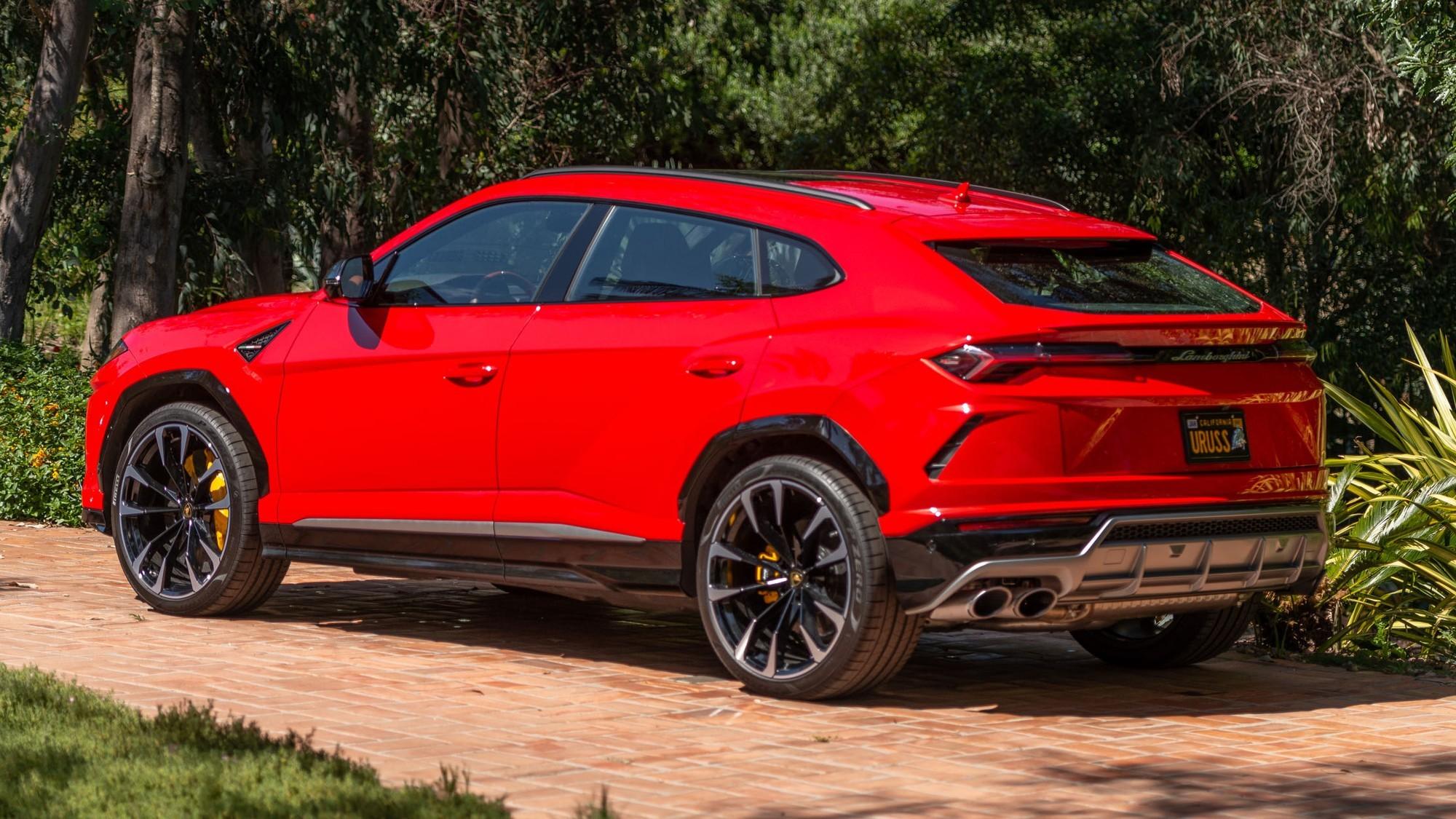 Lamborghini Urus и родственные Audi и Porsche отзывают из-за трещины в двигателе