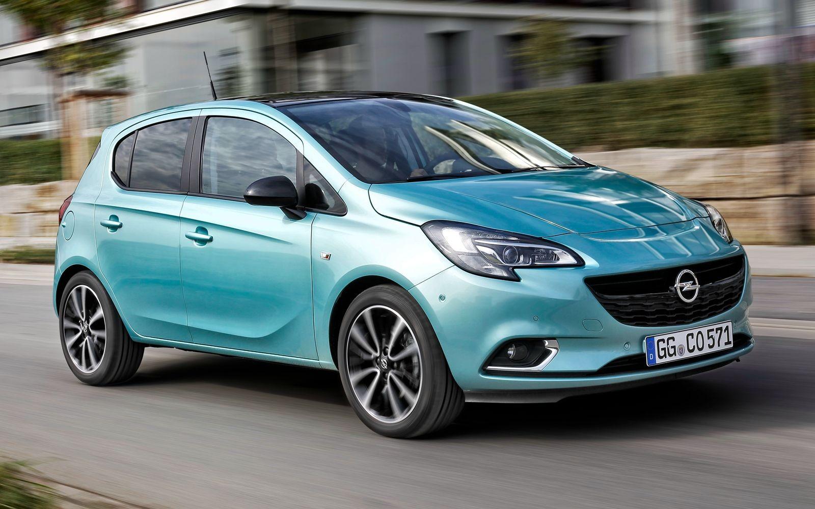 Полностью новая Corsa появится в следующем году, а в 2020-м обзаведется электрической версией.